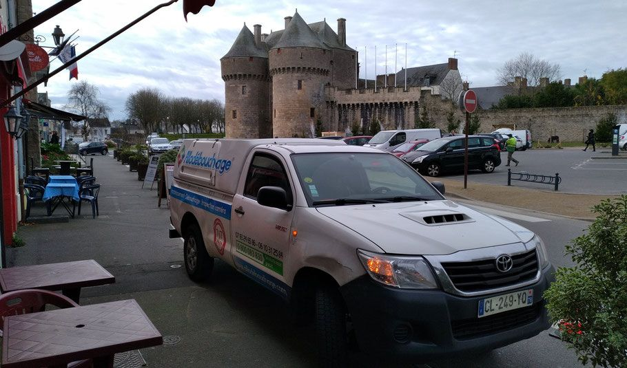 Débouchage canalisation AlloDébouchage Guérande