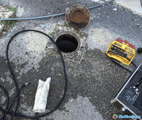Intervention débouchage canalisation Rennes