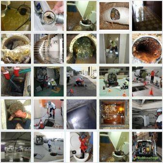 Galerie photo debouchage canalisation urgence
