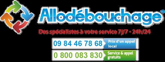 Allo Débouchage canalisation Villeneuve-d'Ascq 59009