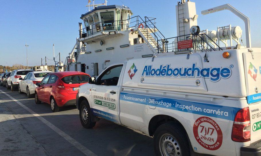 Camion Allo Débouchage Boulogne-sur-Mer