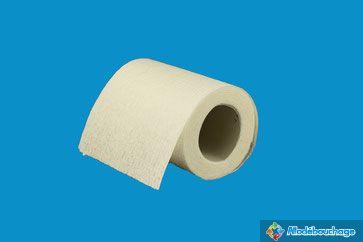 Toilette bouché par du papier