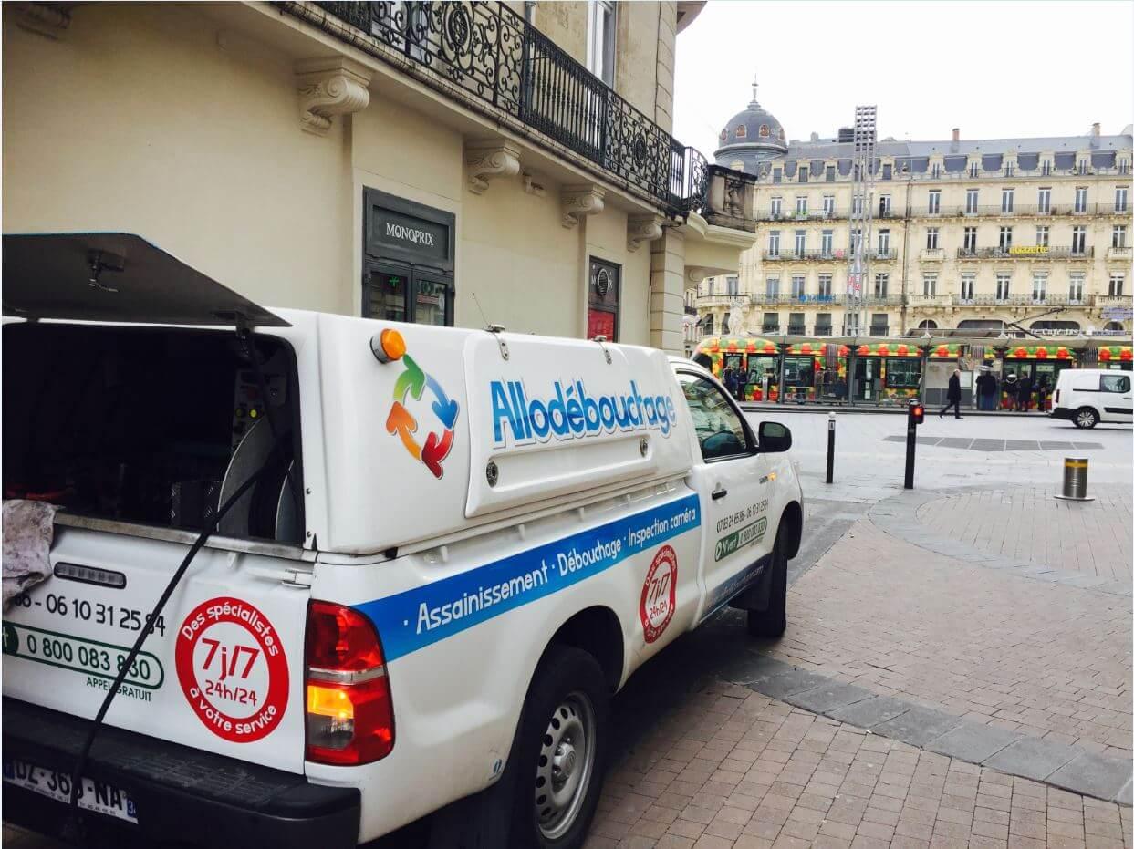 Débouchage Montpellier