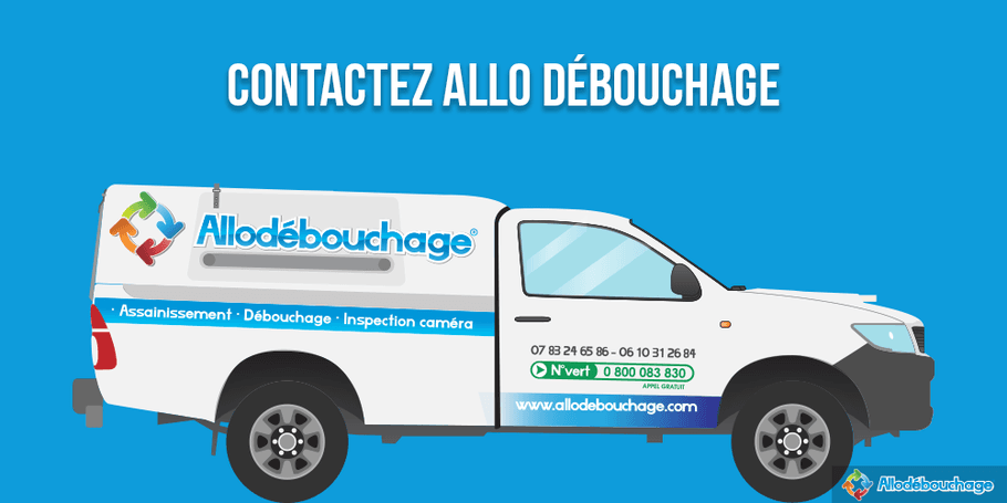 curage contacter allo débouchage