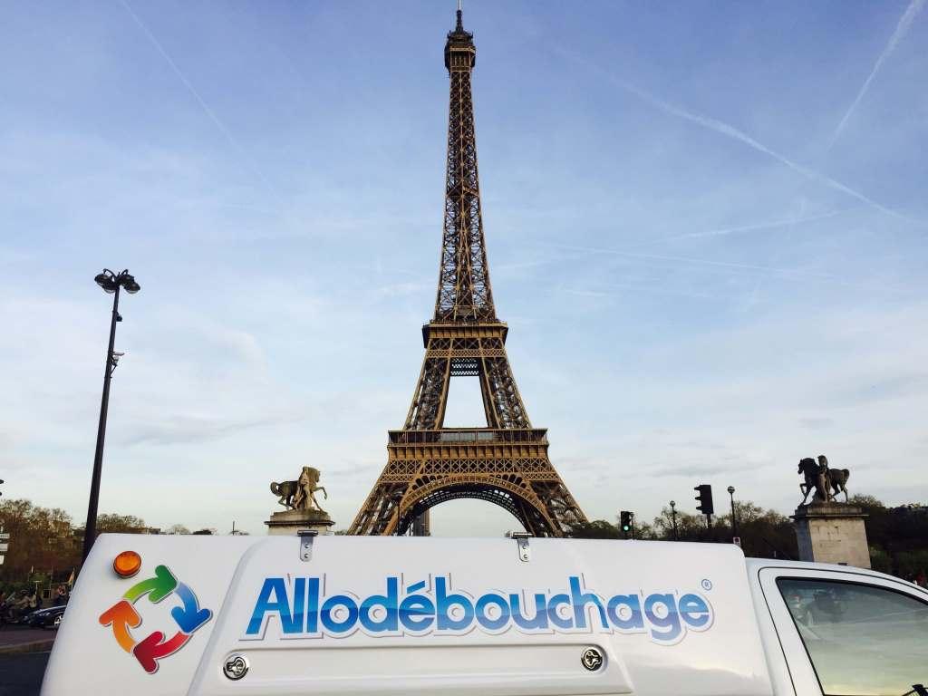 Allo Débouchage Paris Ile de France