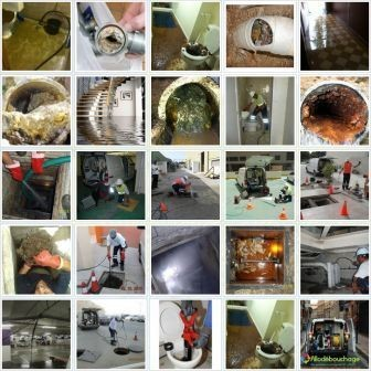 Galerie photo debouchage canalisation urgence Fontainebleau