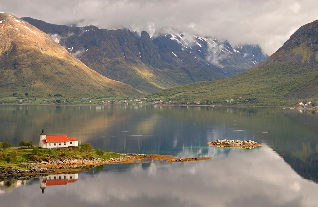 Noorwegen, de Lofoten