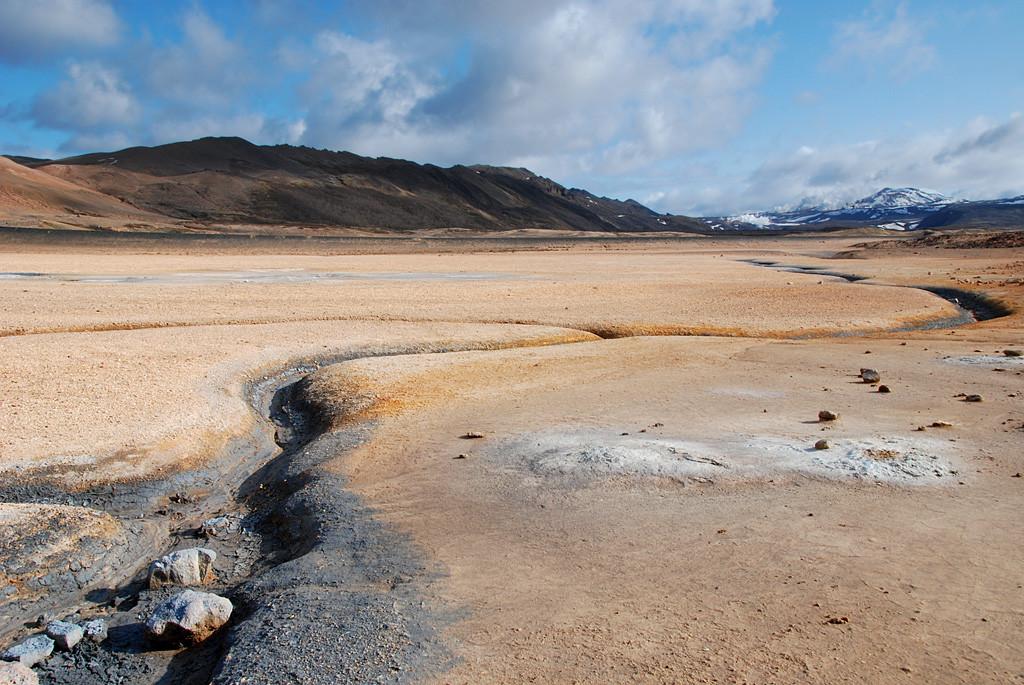 IJsland, Namaskard