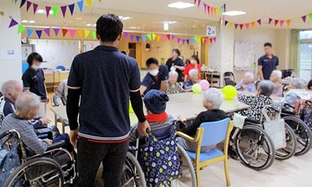 沖縄|特別養護老人ホーム|共有スペース
