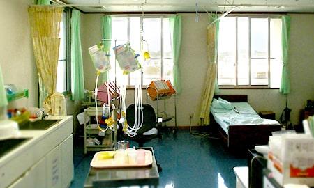 沖縄|通所介護事業所|医務室