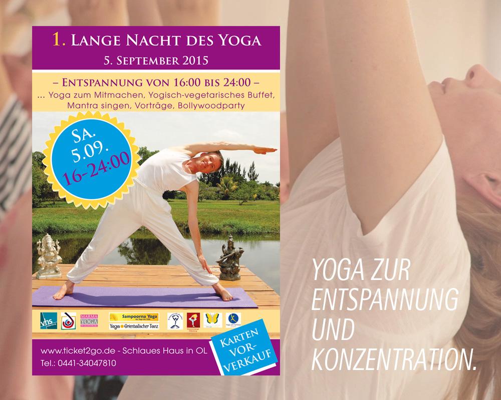 Körperstellungen / Asanas, Atmung / Pranayama, Entspannung, Ernährung und Meditation beim Hatha Yoga.