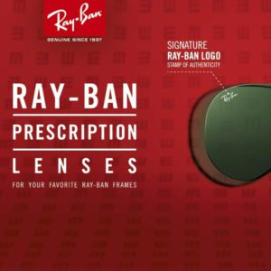Ray-Ban zonnebril op sterkte