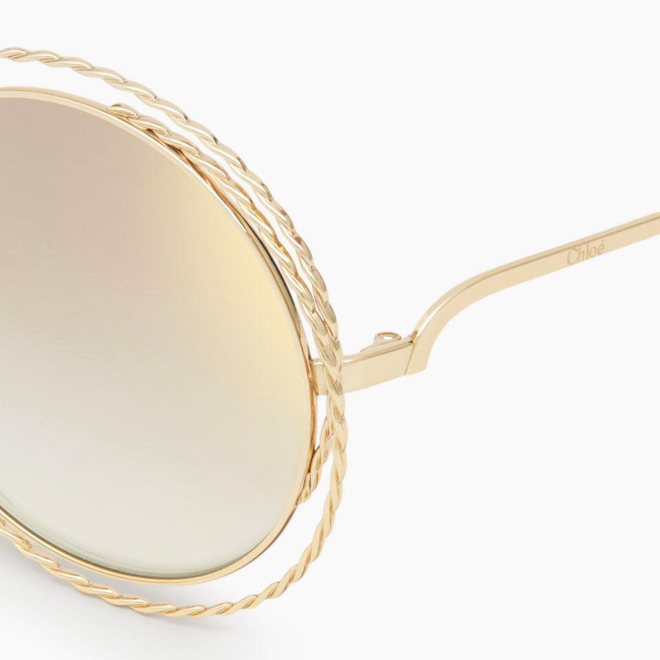 Chloé Carlina zonnebrillen