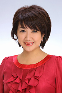 司会 安達祐子さん
