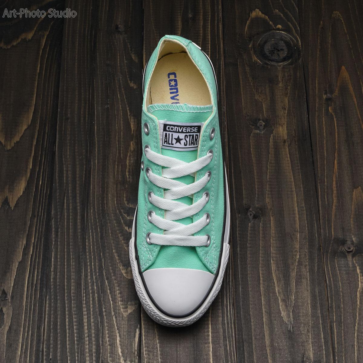 предметная съемка для каталога обуви в Харькове - кеды Converse