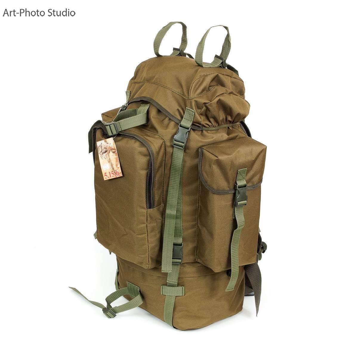 фотосъемка для каталога туристических рюкзаков в Харькове