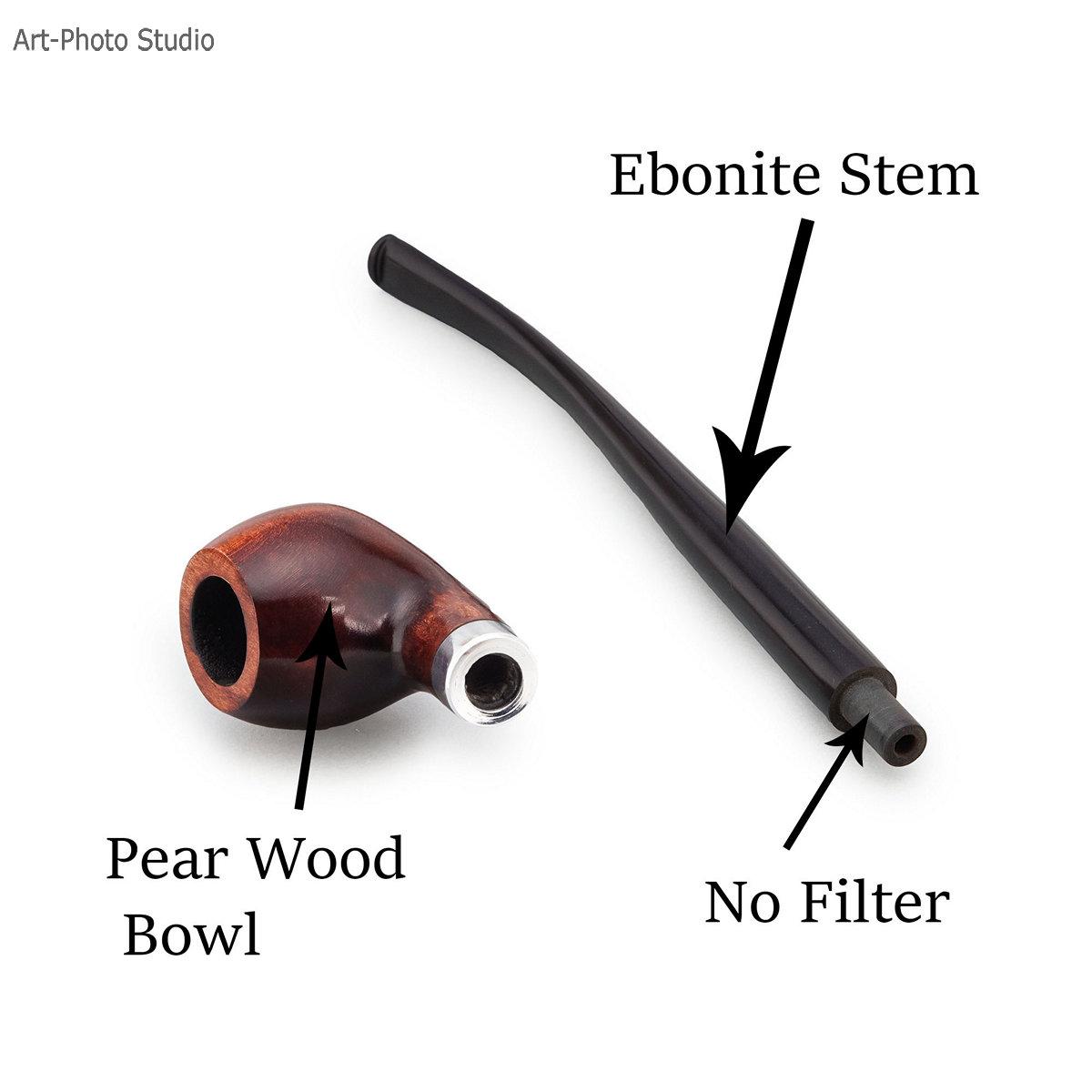 """курительная трубка """"Гендальф"""" - фото для Amazon"""