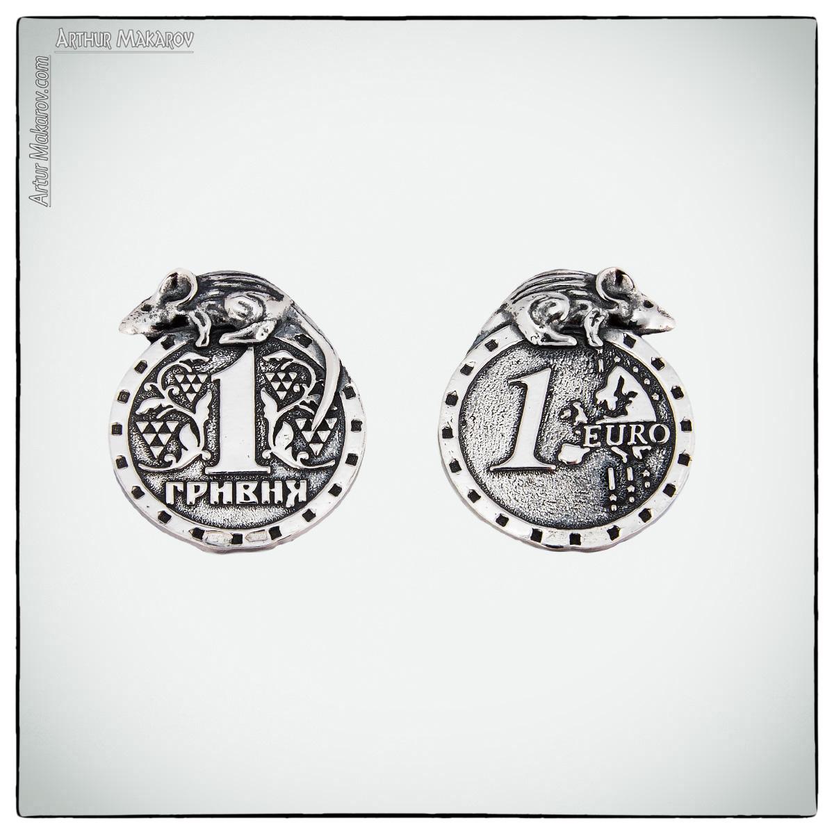 фотосъемка драгоценностей - памятные монеты