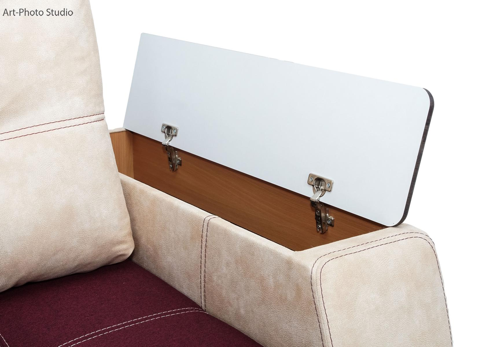 фотосъемка мягкой мебели для каталога в Харькове - элемент дивана