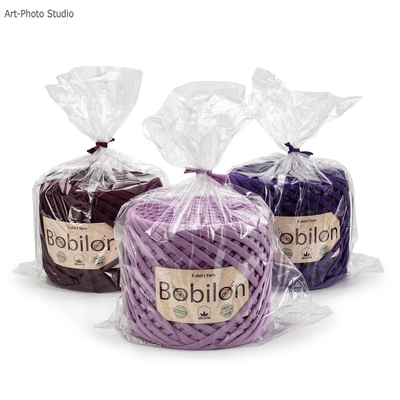 трикотажная пряжа Bobilon - фото для Amazon
