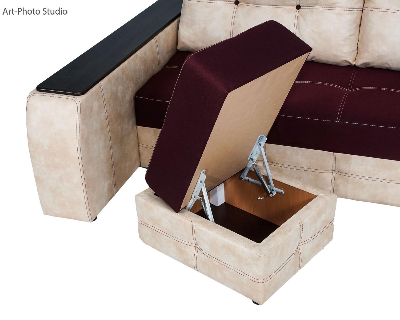 фотосъемка мягкой мебели в Харькове - элемент дивана