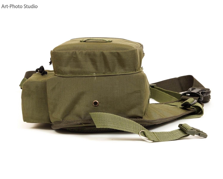 фотография тактической сумки для сайта интернет-магазина