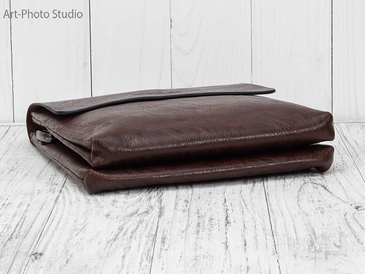 предметной фото мужской сумочки POLO