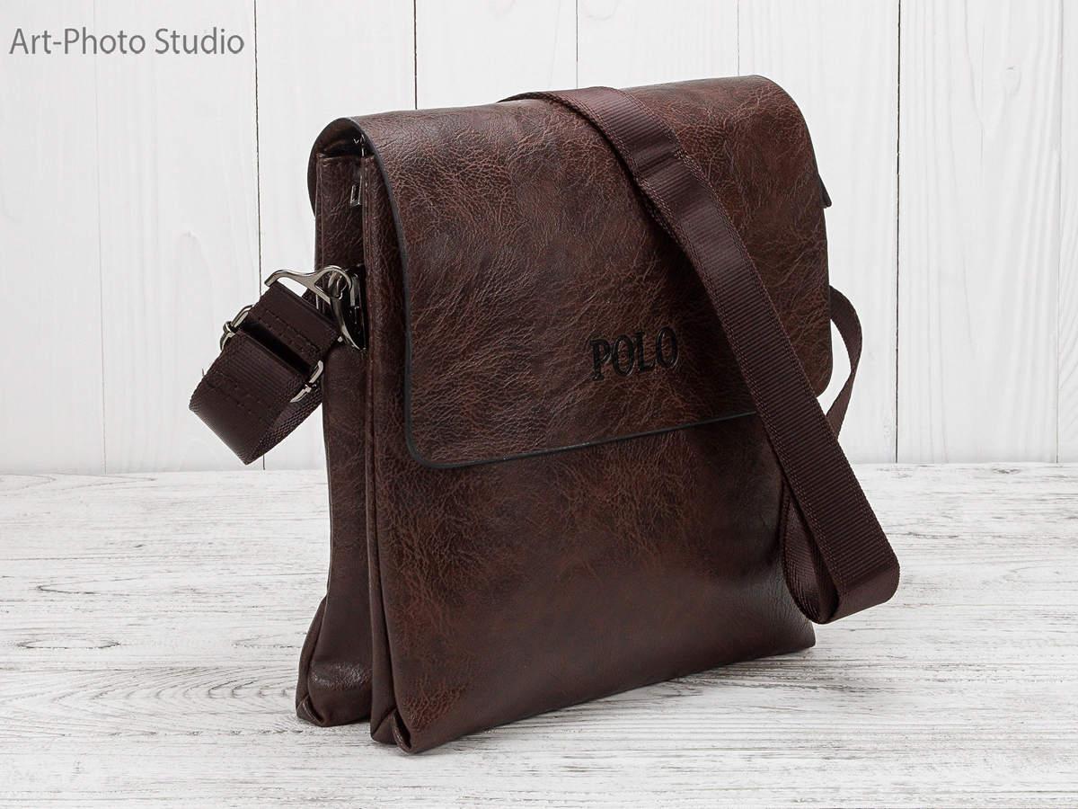 предметная фотосъемка в Харькове - сумочка для мужчины