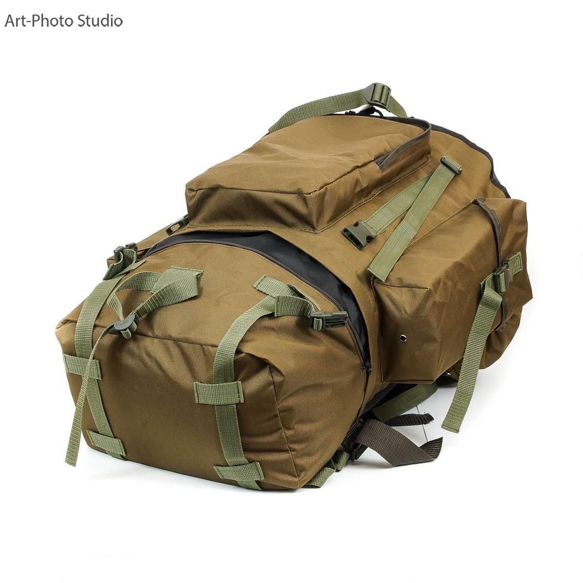 предметная съемка туристических рюкзаков в Харькове