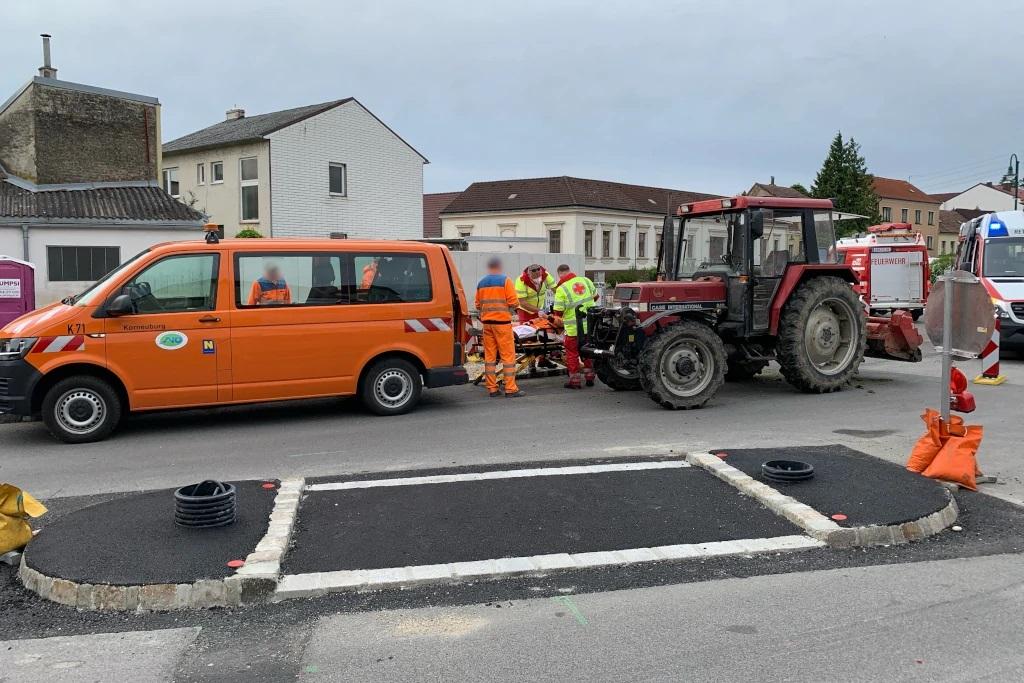 19. Mai 2021 Verkehrsunfall T2 Königsbrunn