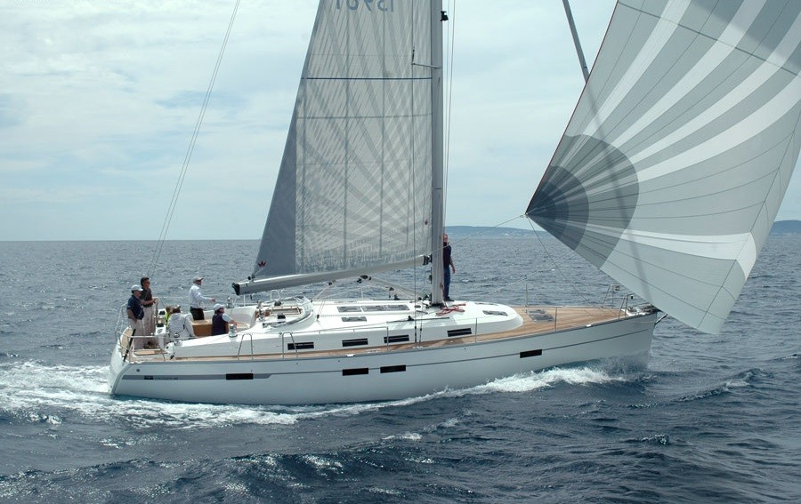Sailingyacht for 6-8 persons
