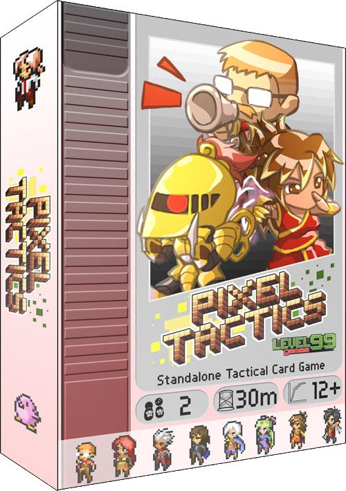 Critical Review - Pixel Tactics - Crits Happen image