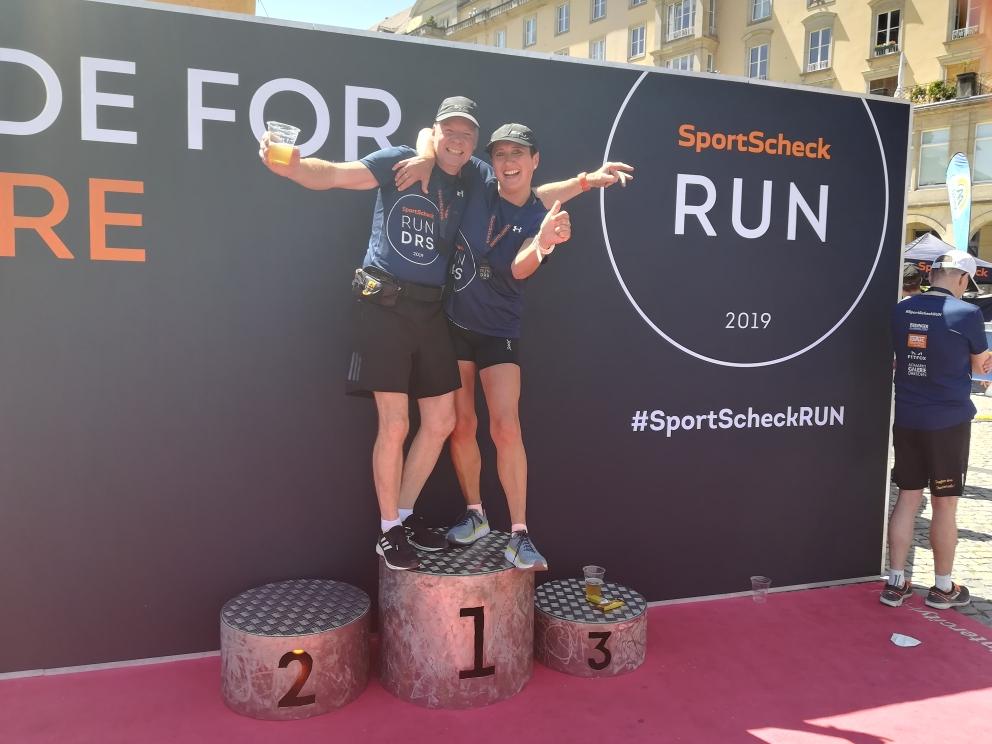 09.06.2019 Sportscheck Halbmarathon Dresden Hitzeschlacht 01.45.29 /02.00.36