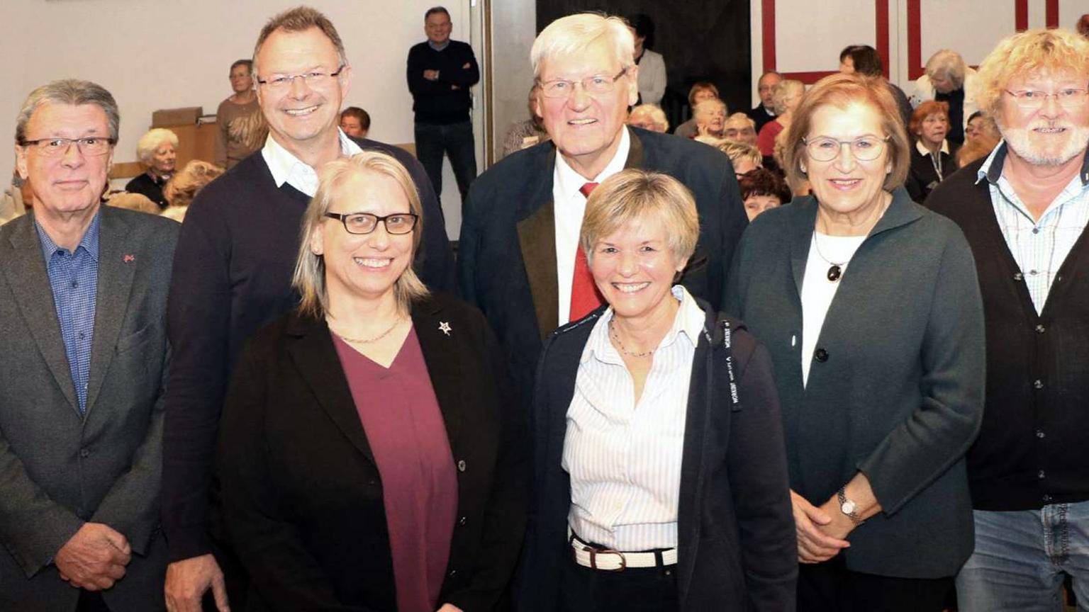 Veranstaltung zur demenzfreunlichen Kommune Oberschleißheim, 2018