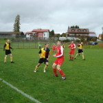 Spiel gegen Neukirchen hl. Bl. (Rückrunde)
