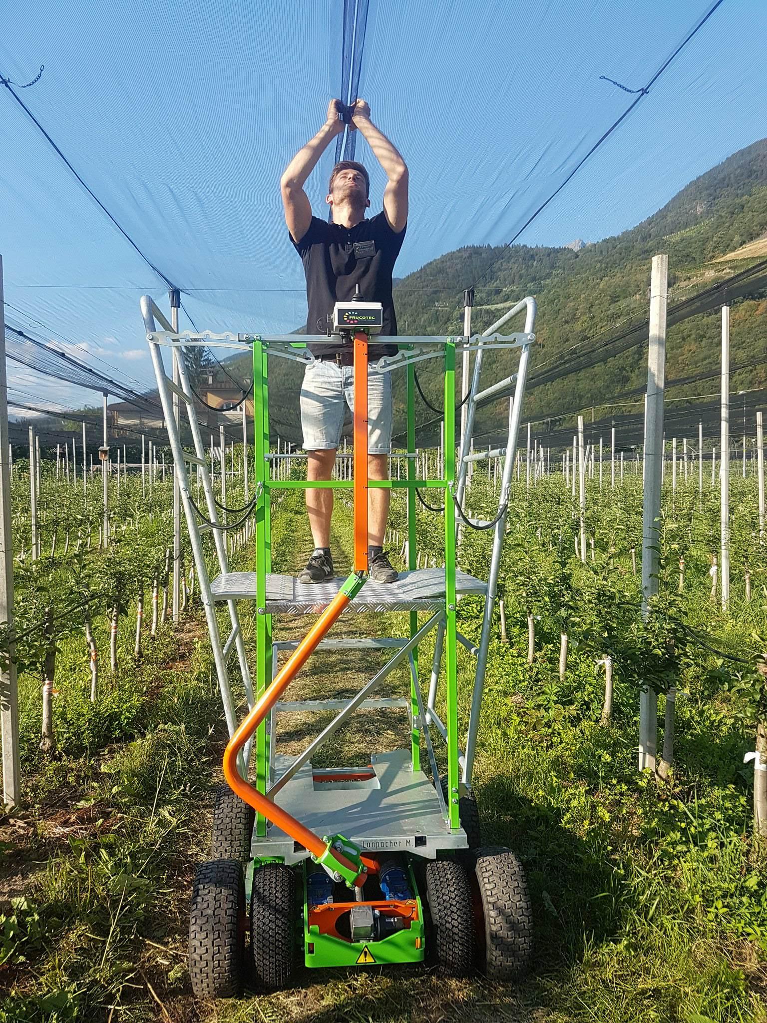 Arbeitsbühne Obstbau