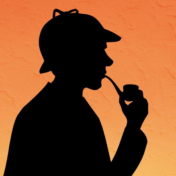 Sherlock Holmes_シャーロックホームズ_ホームズ_影絵_影絵アニメ_sadakoshiramizu_siramizusadako_しらみずさだこ_影絵作家