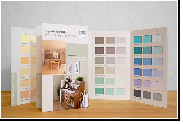 farbkarten bremer kreidezeit naturfarben. Black Bedroom Furniture Sets. Home Design Ideas
