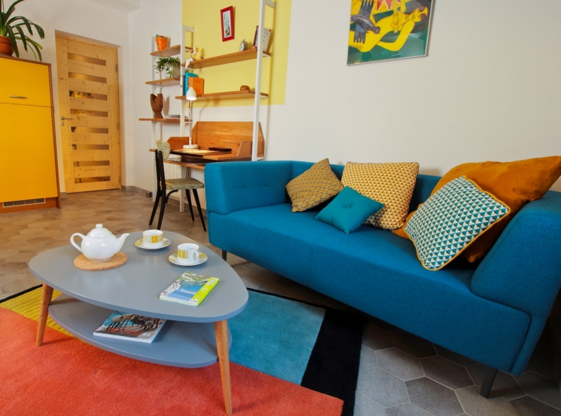 Votre cocon au coeur d'Annecy... 45 m2 pour ce 2 pièces