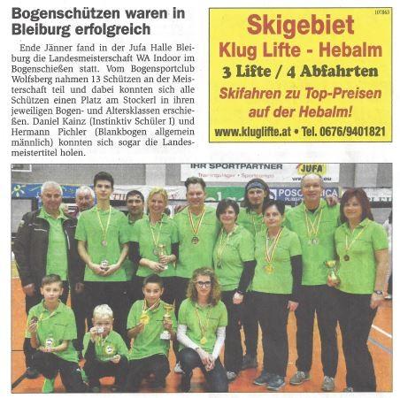 Unterkärntner 03.02.2016