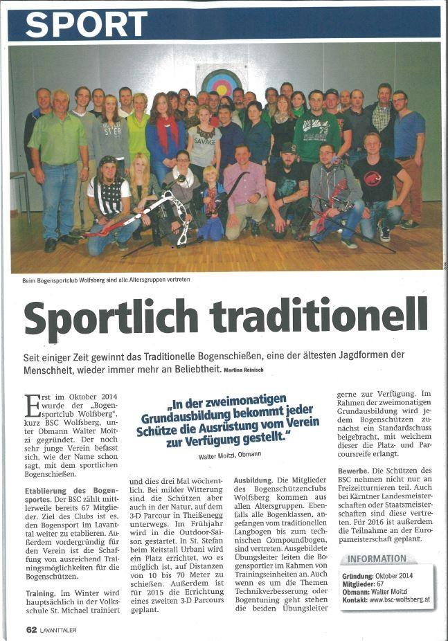 Lavanttaler Regionalmedien 17.12.2014