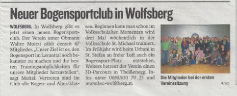 Kleine Zeitung 30.11.14