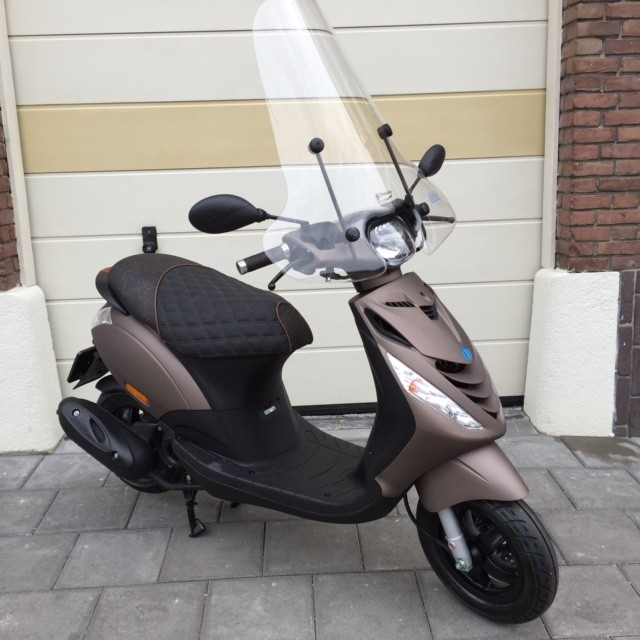 Betere Piaggio Zip Kappen Set - Collections 2 Wielers YJ-37