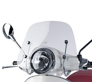 Laag windscherm: € 109,-