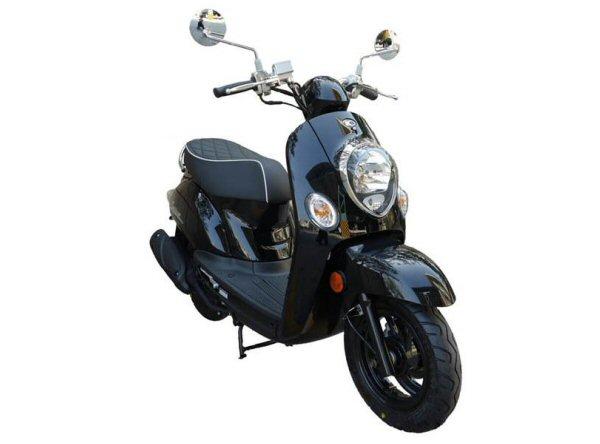 Kymco Sento 4t 25/45km/h: vanaf € 2098,- Voor meer informatie, klik je op de foto.