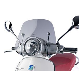 Laag windscherm smoke: € 115,-