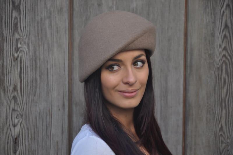Damenmütze eigene Kollektion