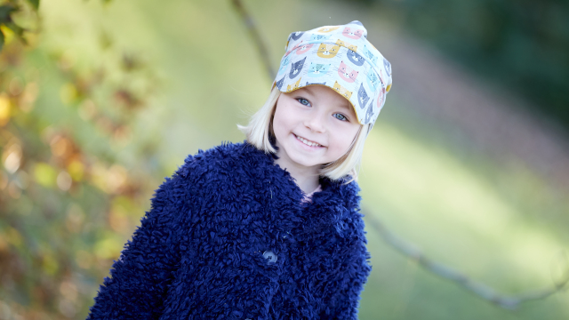 Mütze mit Schild Anny Kollektion 1