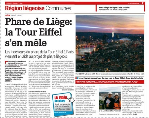 Phare de Liège ©Chris Renault 2011