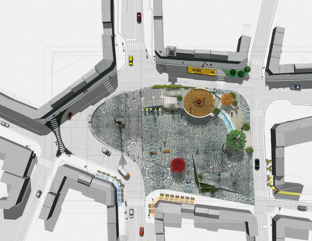 Concours Place Reine Astrid (Visé)